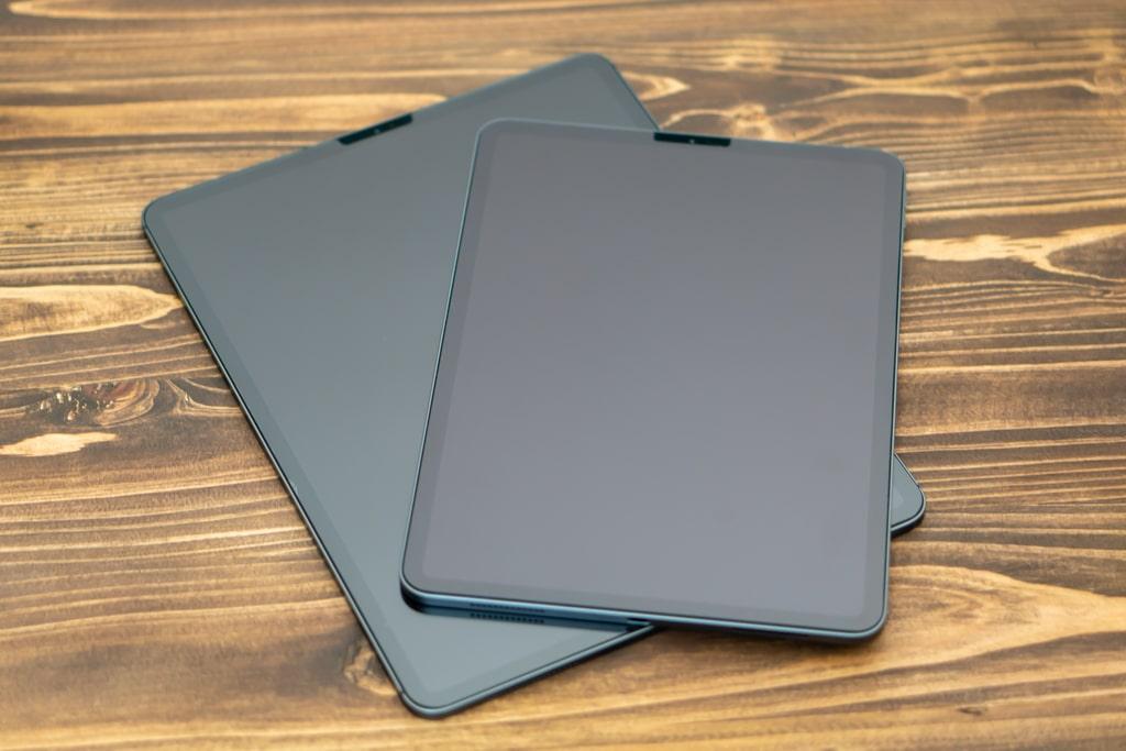 iPad Pro 11インチとiPad Pro 12.9インチ