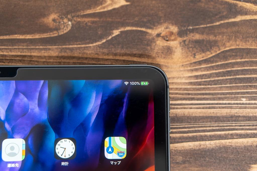 Zendure SuperHub SEを接続するとiPad Proが充電状態に