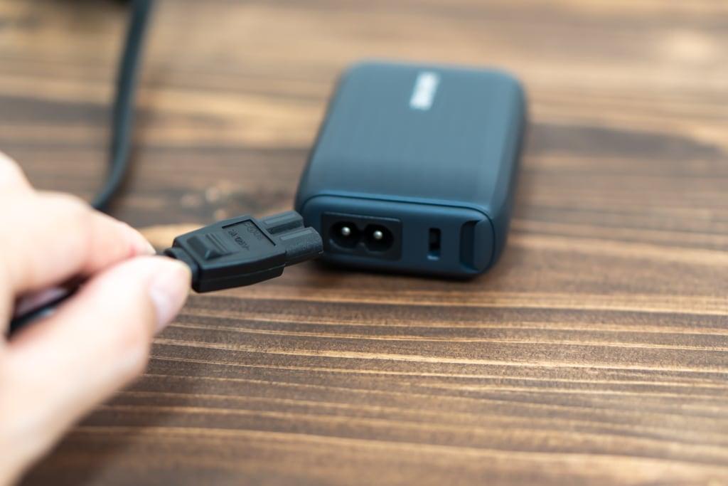 Zendure SuperHub SEは電源ケーブルに接続しなくてもハブとして利用可能