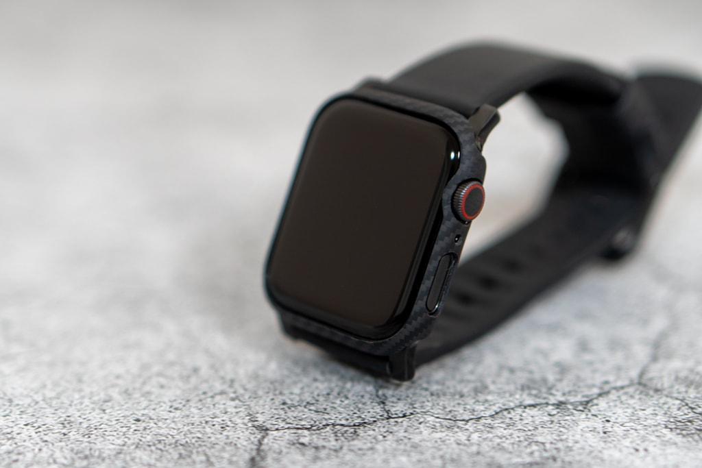 PITAKA Air Case for Apple Watchは高級感!