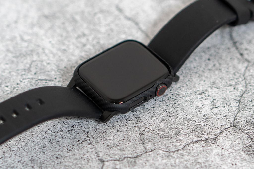 PITAKA Air Case for Apple WatchはApple Watchの良さをそのまま活かす