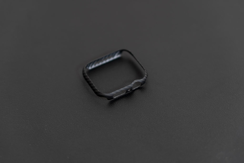 PITAKA Air Case for Apple Watch