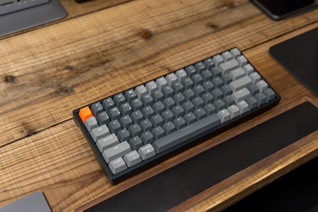 Keychron K2 ワイヤレスメカニカルキーボードレビューまとめ