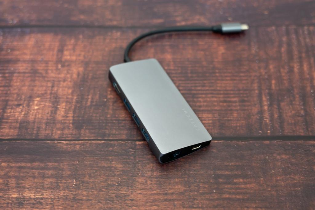 Satechi V2 マルチ USB Type-Cハブ