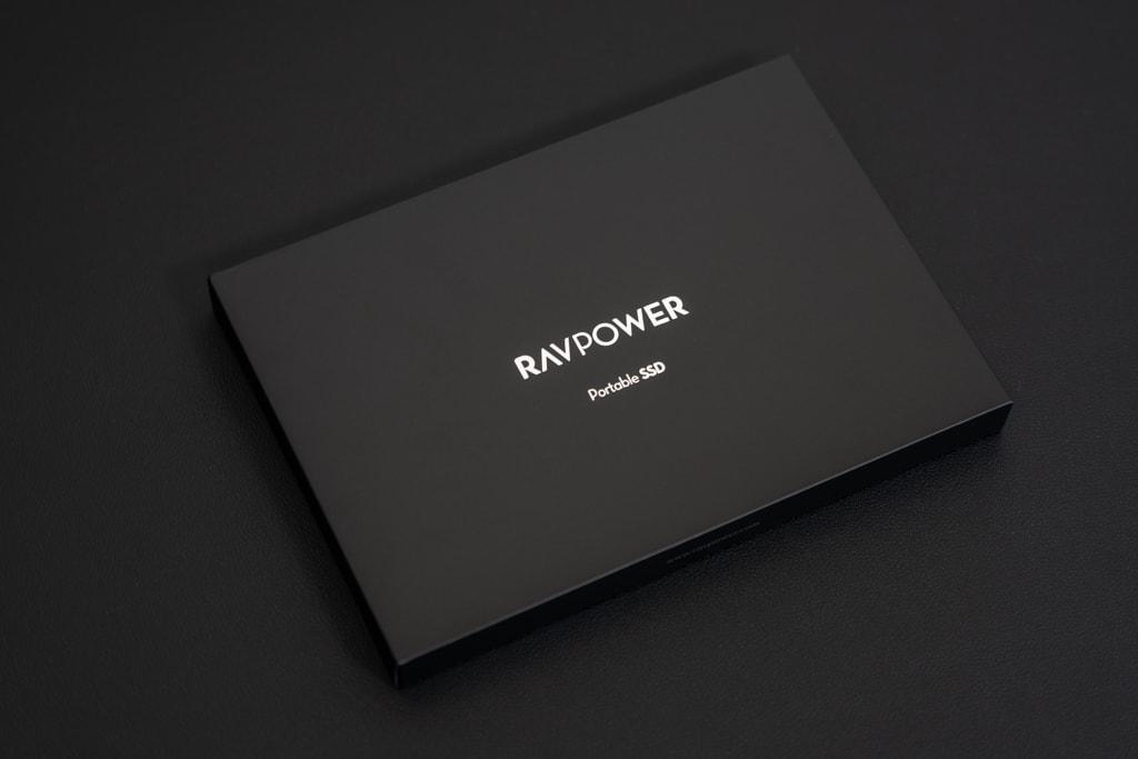RAVPower RP-UM003の外箱