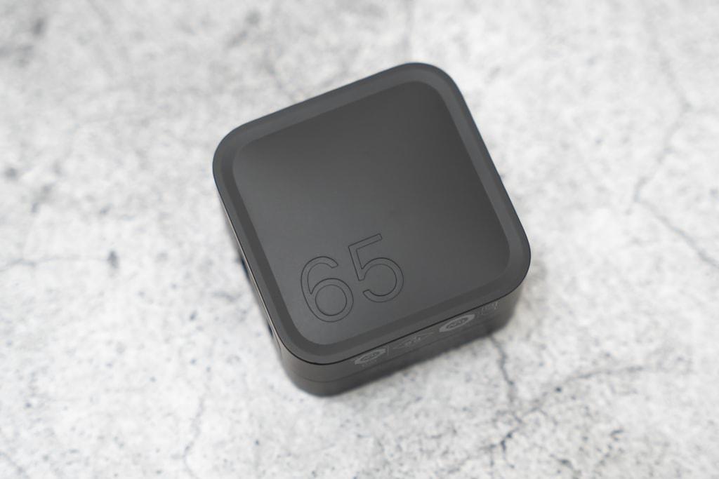 RP-PC133には65Wを示す印字
