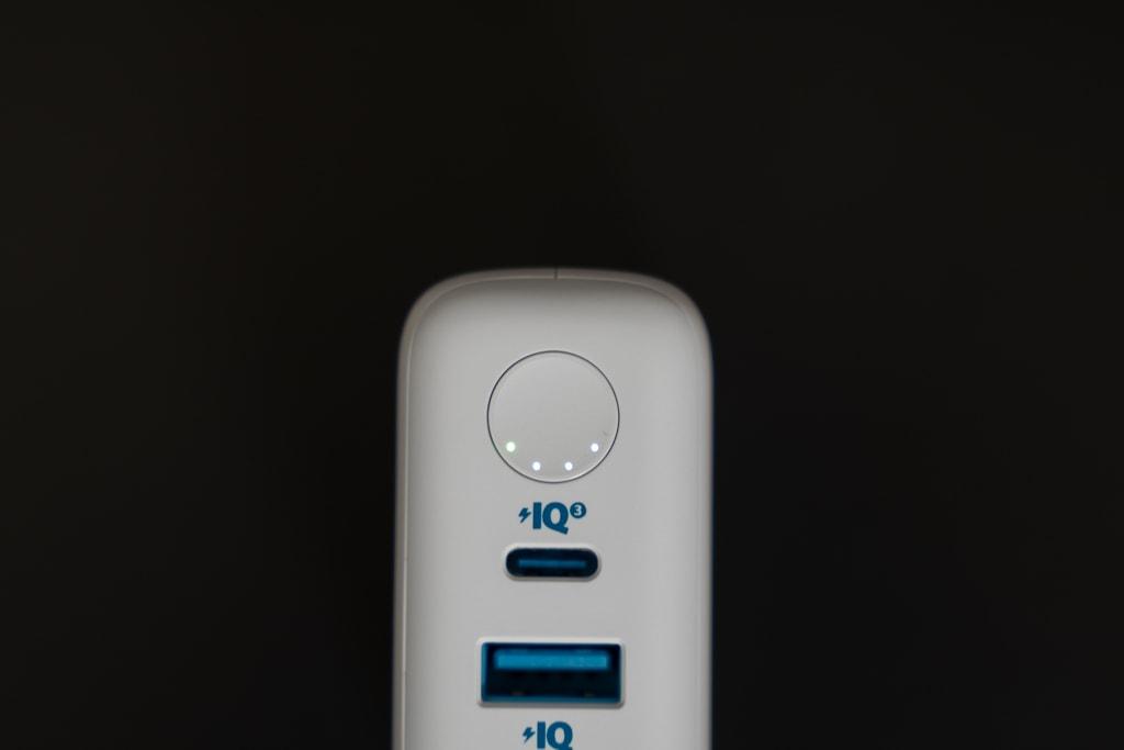 Anker PowerCore III Fusion 5000には定電流モードもある