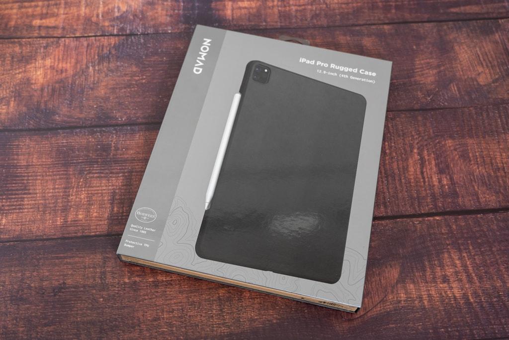 NOMAD iPad Pro Rugged Caseの外箱