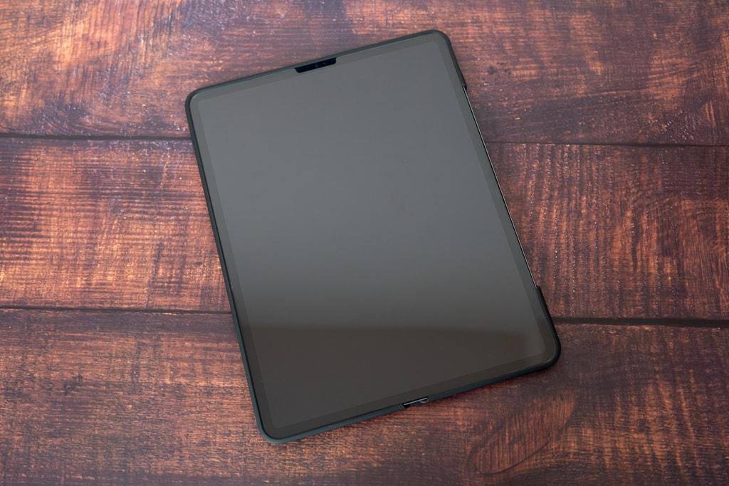 NOMAD iPad Pro Rugged Caseは前面フルオープンタイプ