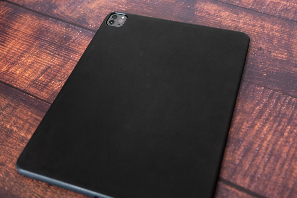 NOMADのiPad Pro用レザーケース「NOMAD iPad Pro Rugged Case」ブラック