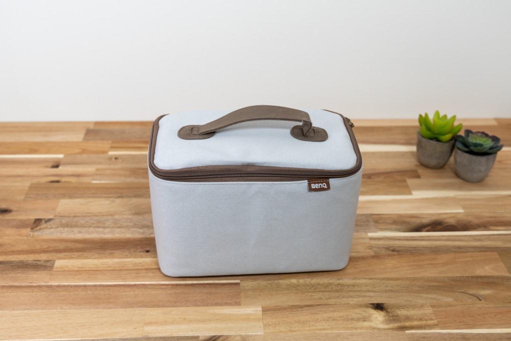 BenQ GS2の付属キャリーバッグ