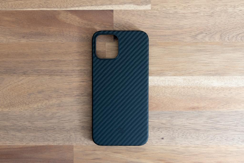 iPhone 12 Pro用PITAKA MagEz Case