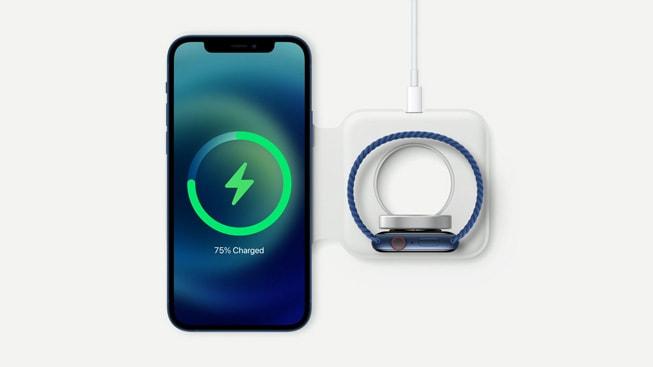 Apple純正 MagSafeデュアル充電パッド