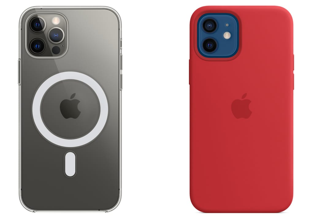 Apple純正 MagSafe対応iPhoneケース