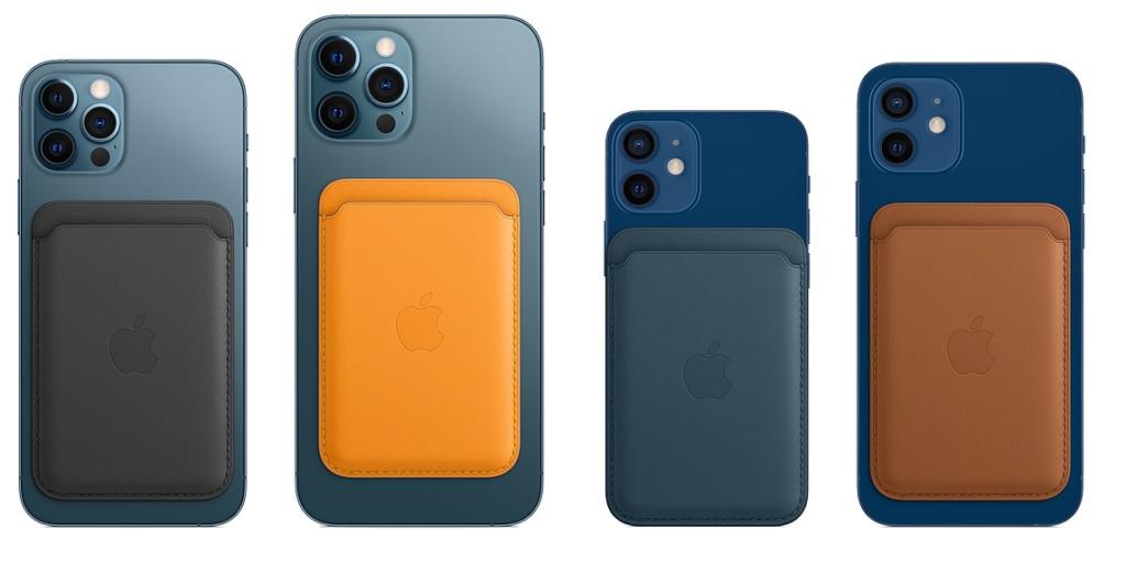 Apple純正 MagSafe対応iPhoneレザーウォレット