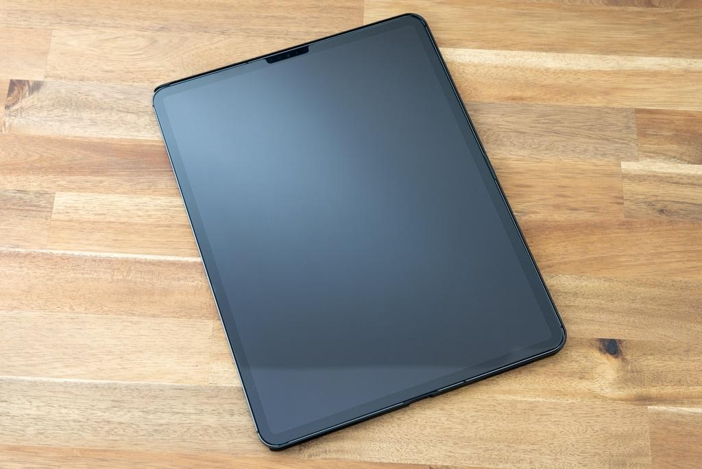 iPad Pro前面から