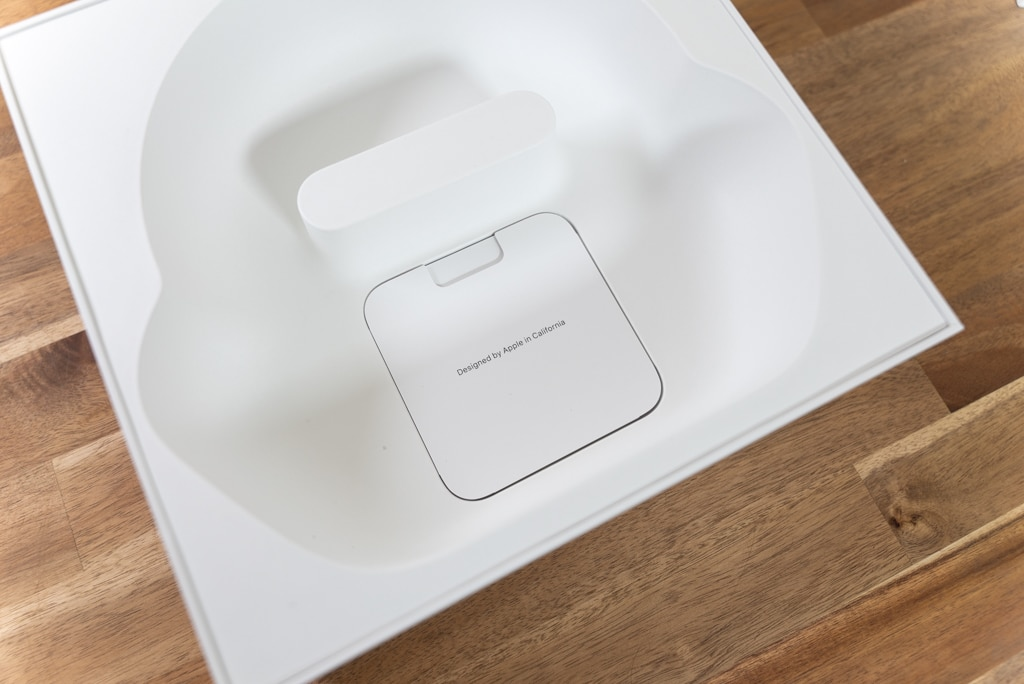 AirPods Maxの付属品