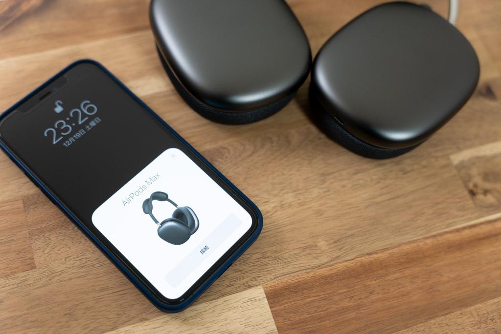 Appleデバイスとの連携力