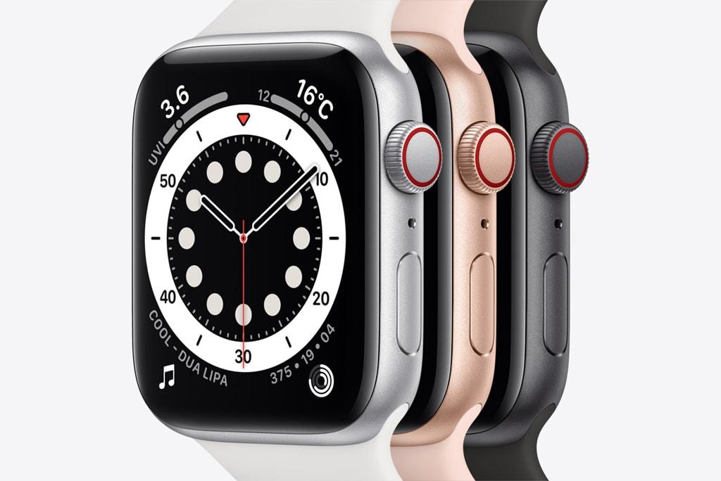 Apple Watch SEのカラー展開