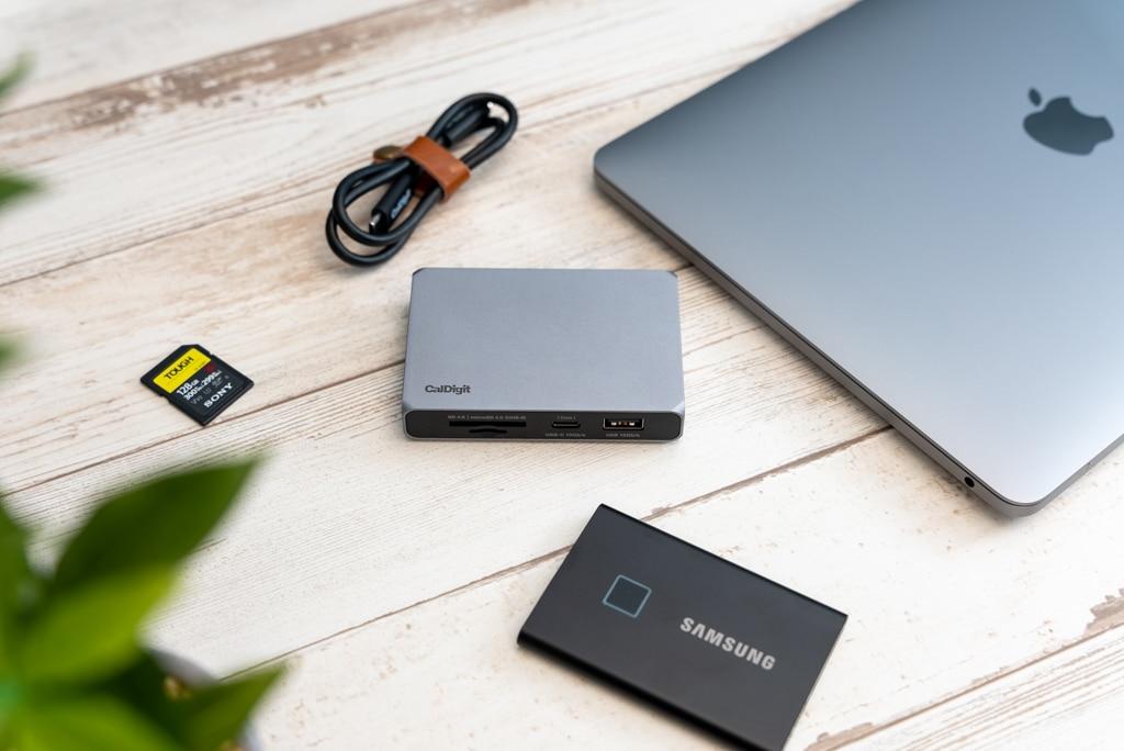 CalDigit USB-C SOHO Dockレビュー:超高速ポートと4K60Hzを備え最大90W充電まで可能にした高性能ドック