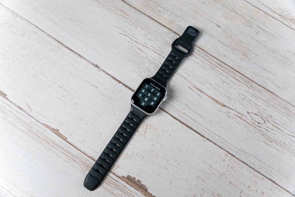 NOMAD Sport StrapをApple Watchに装着