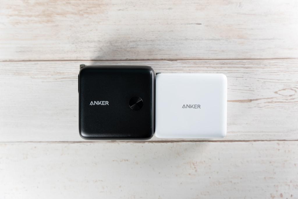 Anker PowerCore Fusion 10000と前モデル