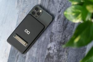 CIO-MB5000-MAGレビュー:iPhoneにくっつけるだけ!MagSafe対応のモバイルバッテリー