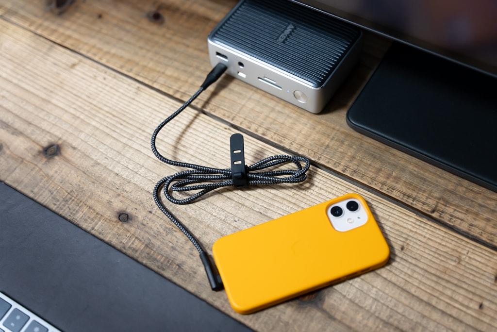 iPhoneの急速充電が可能
