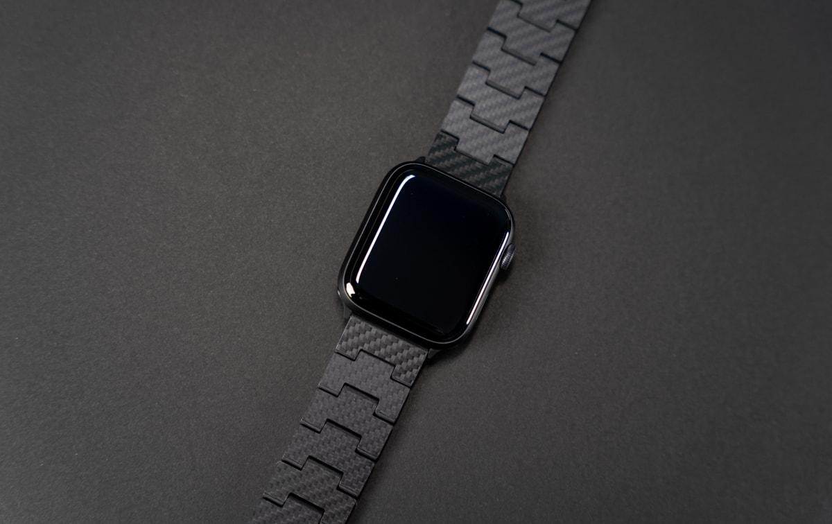 Apple Watchに装着