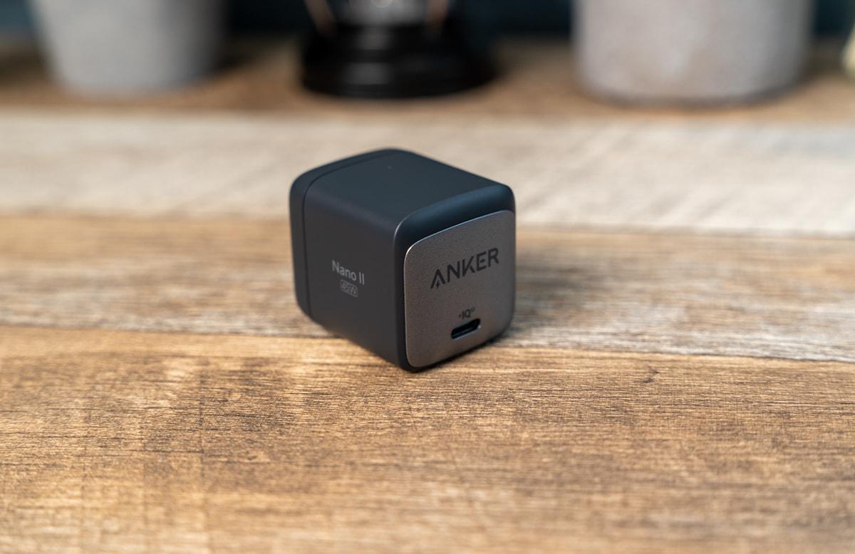 Anker Nano II 45Wの特徴