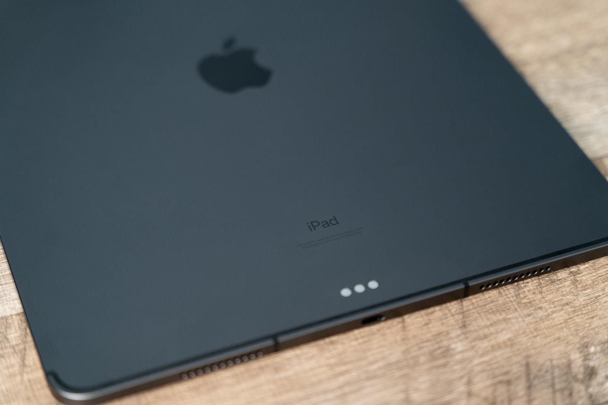 iPad Pro 12.9インチ(2021)もスタイリッシュ