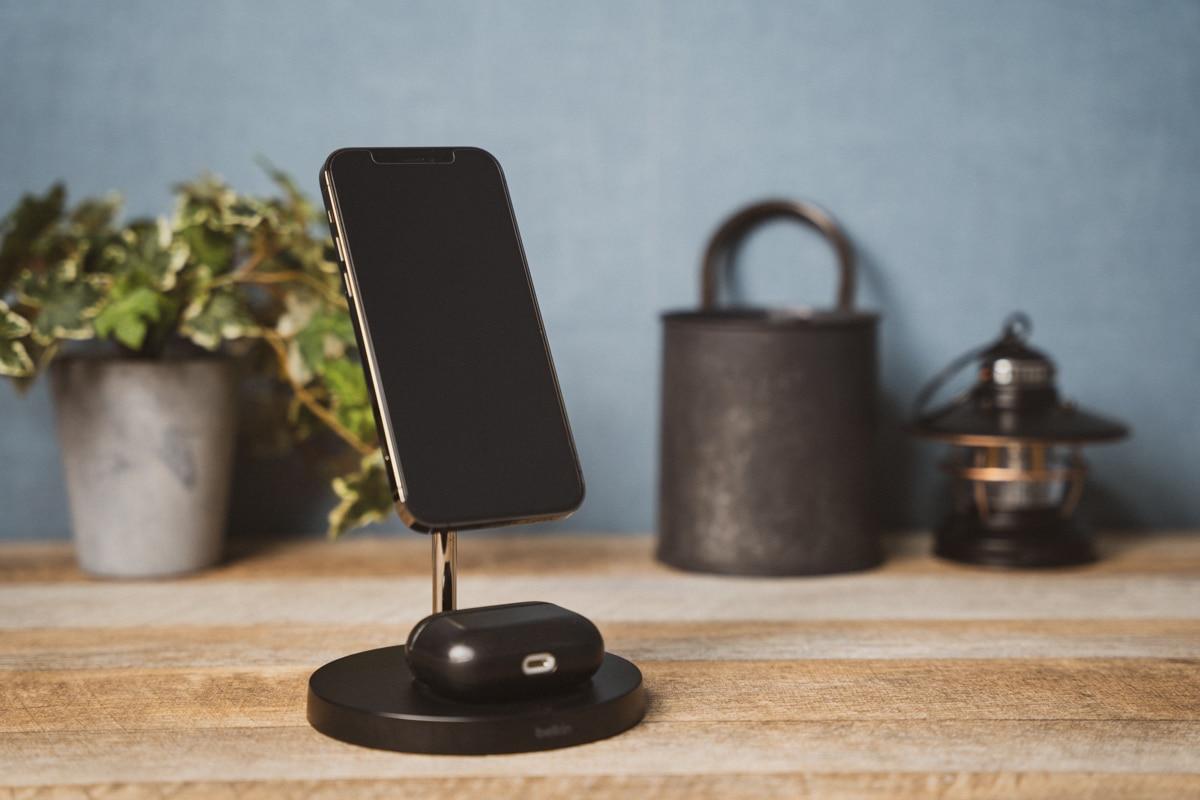 Belkin MagSafe 2-in-1ワイヤレス充電器