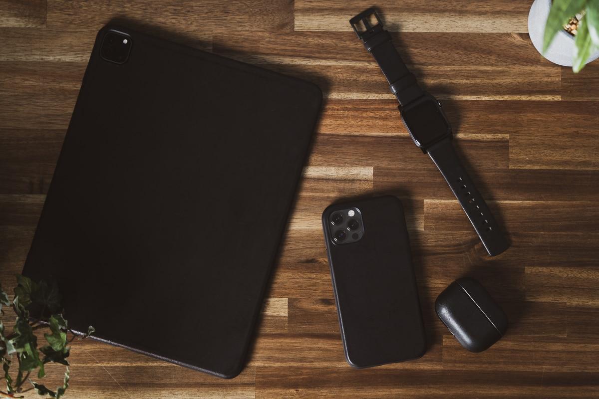 ブラックで統一したNOMADセットアップ