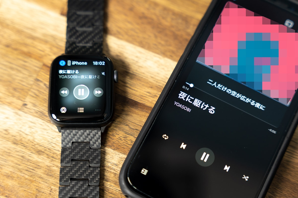 Apple MusicとiPhone