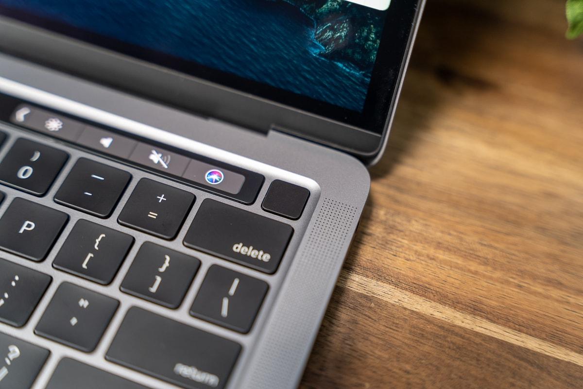 MacBookのTouchID