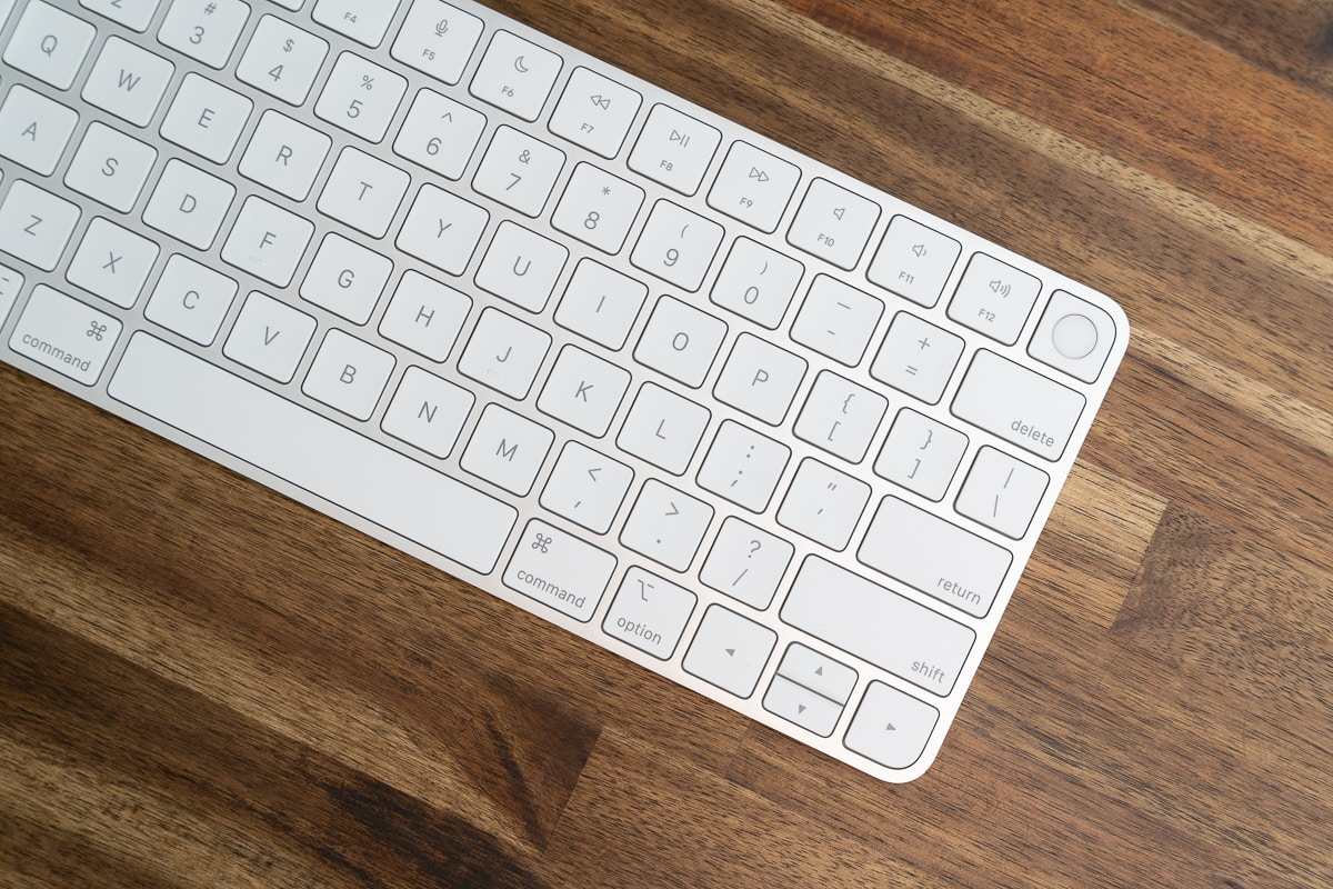 Magic Keyboard With TouchID