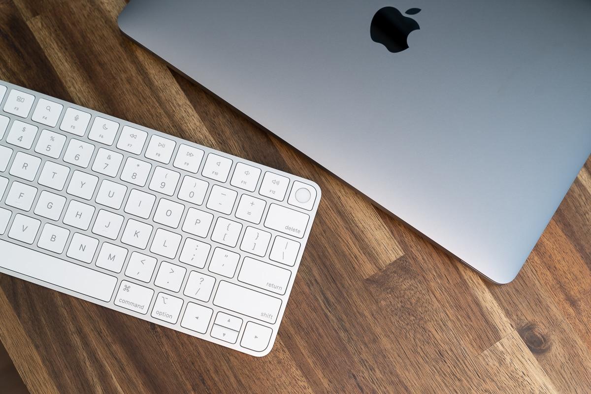 TouchIDが動作するのはAppleシリコンMacのみ