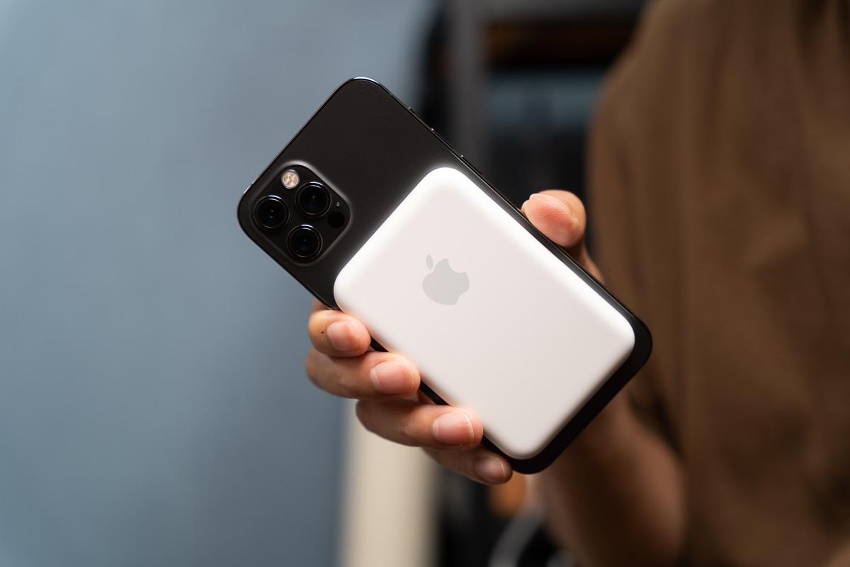 Apple純正バッテリーパック