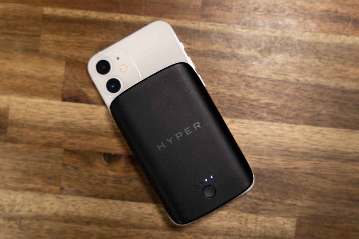 iPhone 12 miniに装着