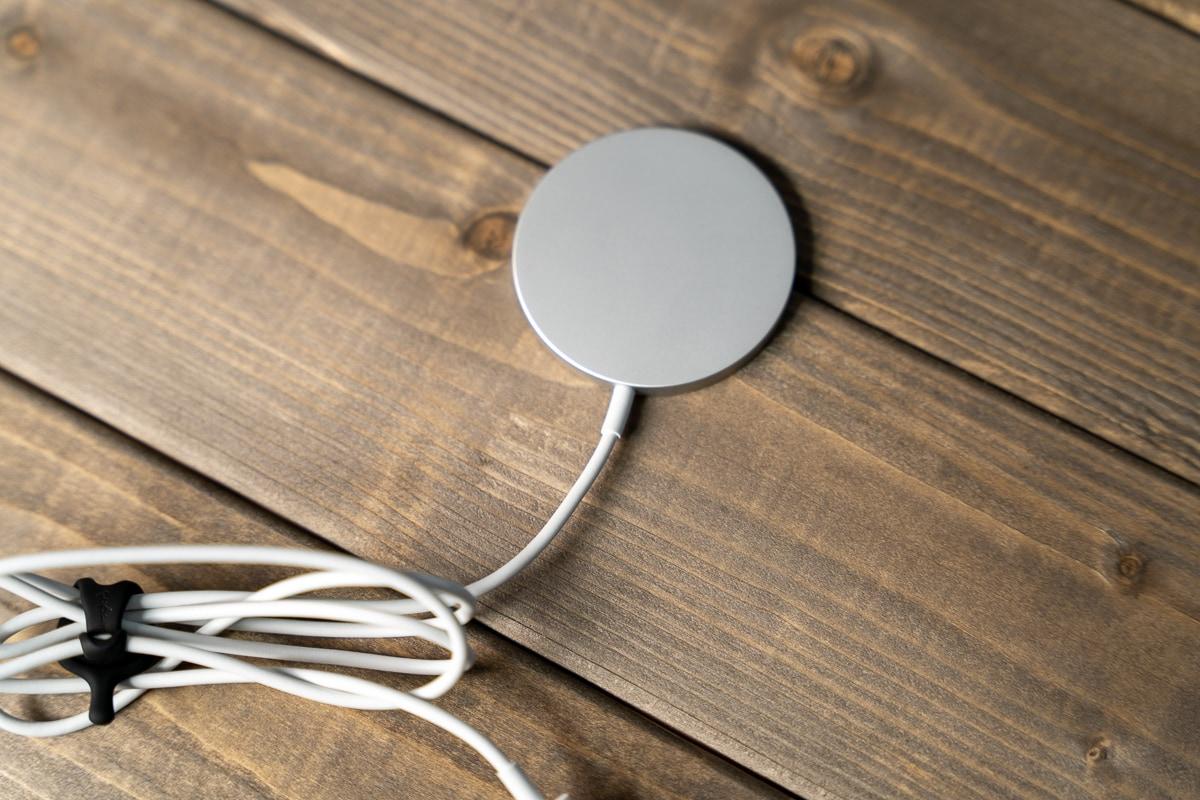 Apple純正MagSafe充電器