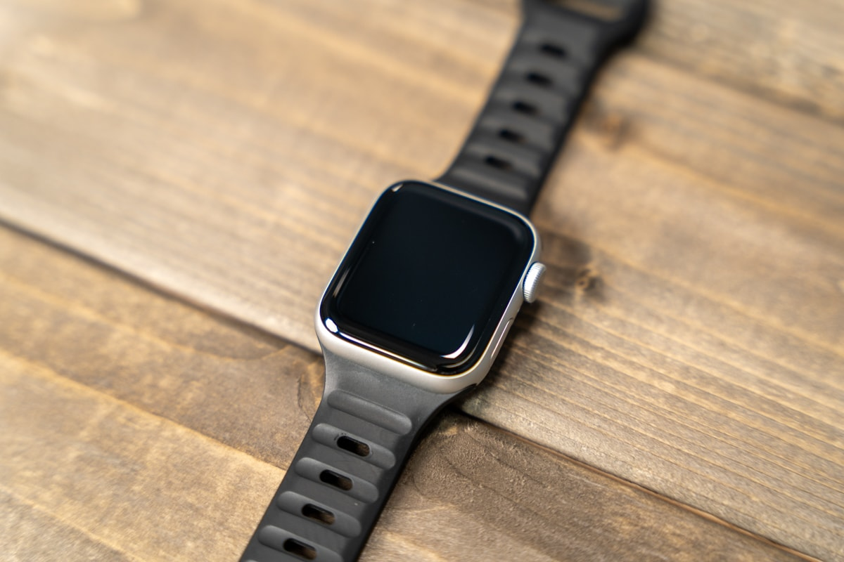 BARIOUS BARIGUARD3 for AppleWatchの装着前