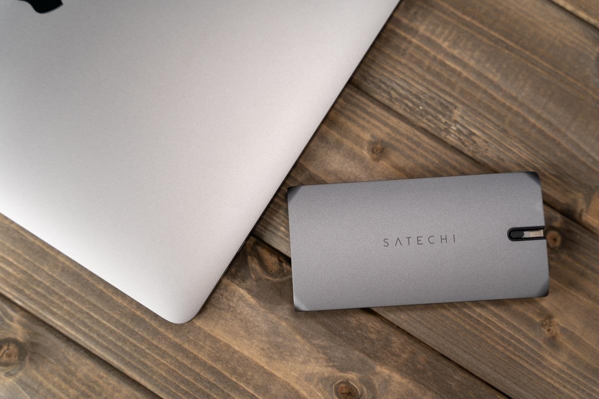 Satechi On-The-Go マルチ USB-Cハブ 9-in-1レビューまとめ