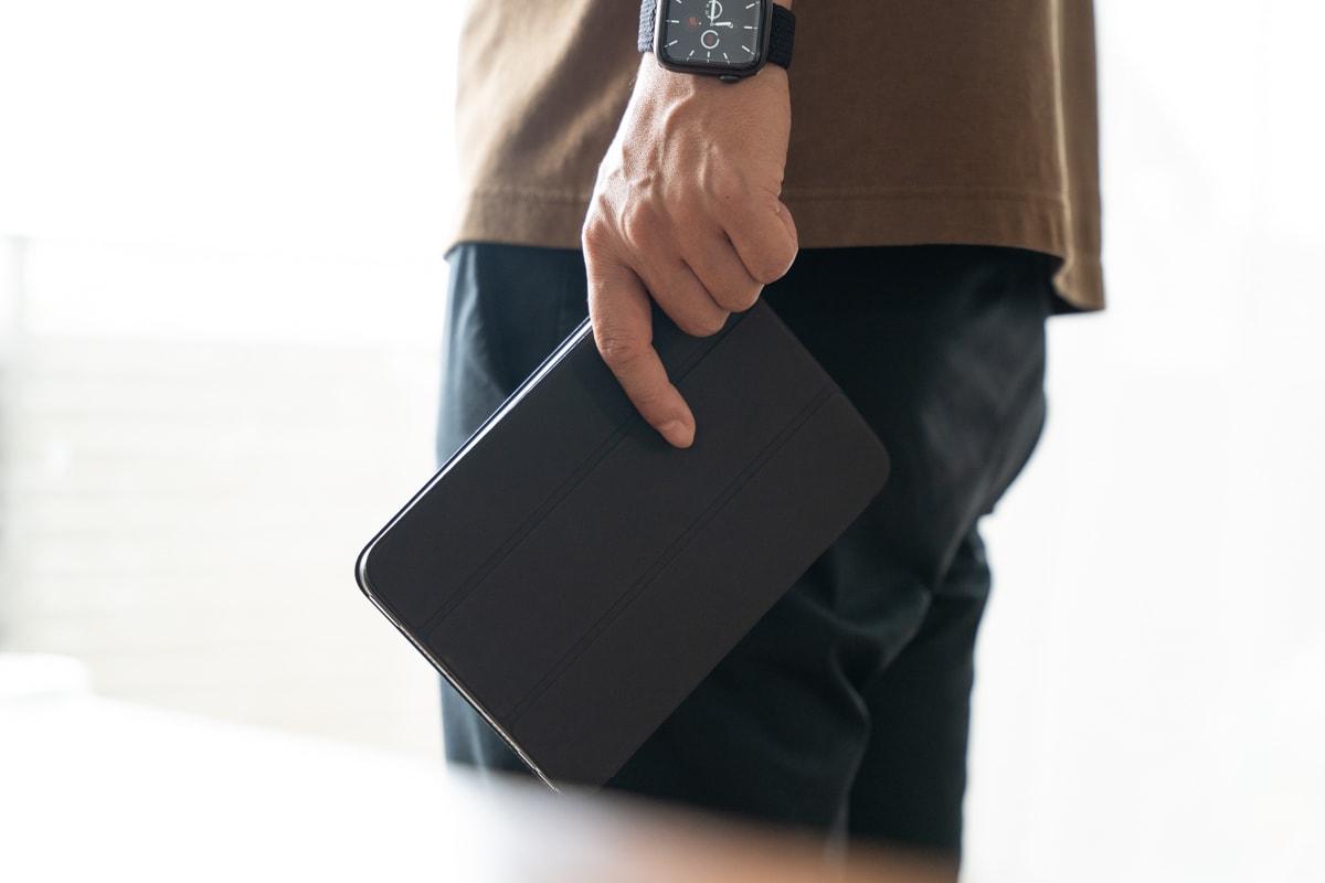 iPhoneの代わりにiPad mini 6を持って生活する