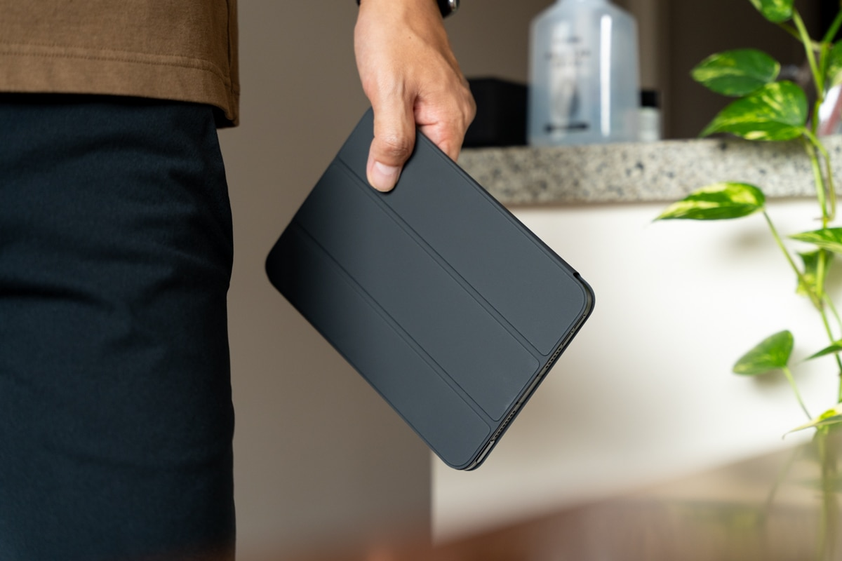 iPad mini 6はサイズ感が最高