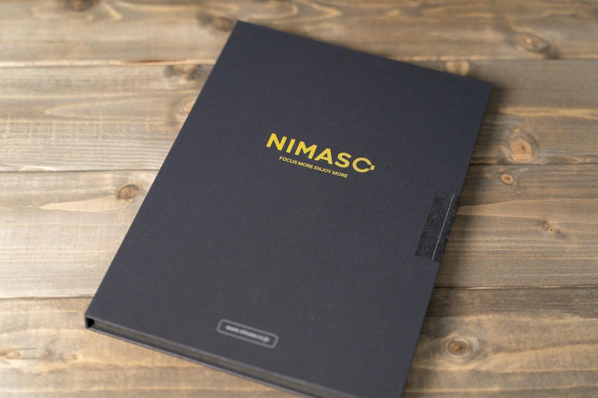 NIMASOのiPad mini 6用ガラスフィルム