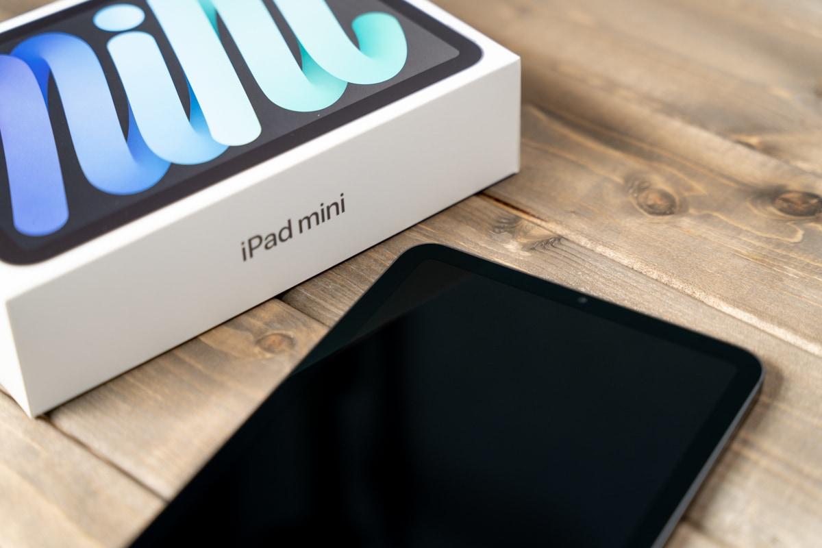 iPad mini 6はどんなタブレット?